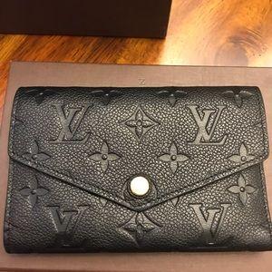 Louis Vuitton Empriente Black wallet
